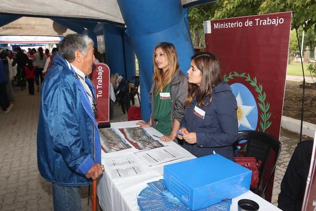 Centro de Atención Ciudadana en La Candelaria