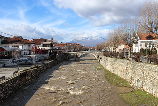 Bistrica river, Prizren | by Timon91