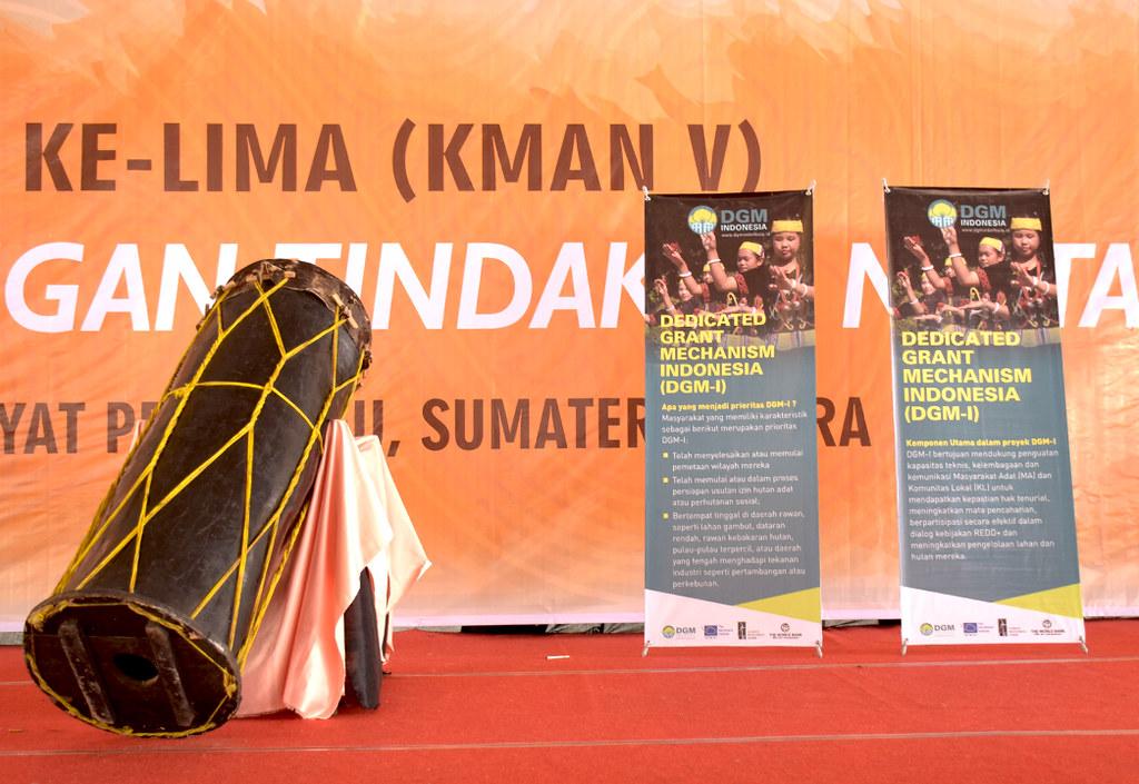 Peluncuran DGM Indonesia