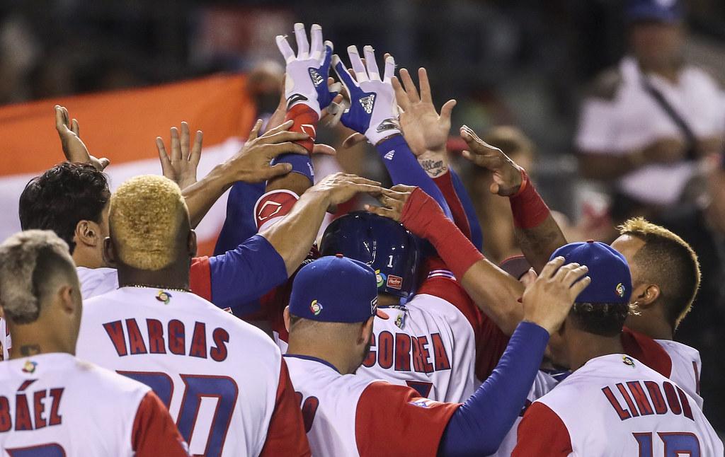 波多黎各歡慶揮軍經典賽4強。(達志影像資料照)
