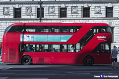 Wrightbus NRM NBFL - LTZ 1115 - LT115 - Metroline - London 2017 - Steven Gray - IMG_8572
