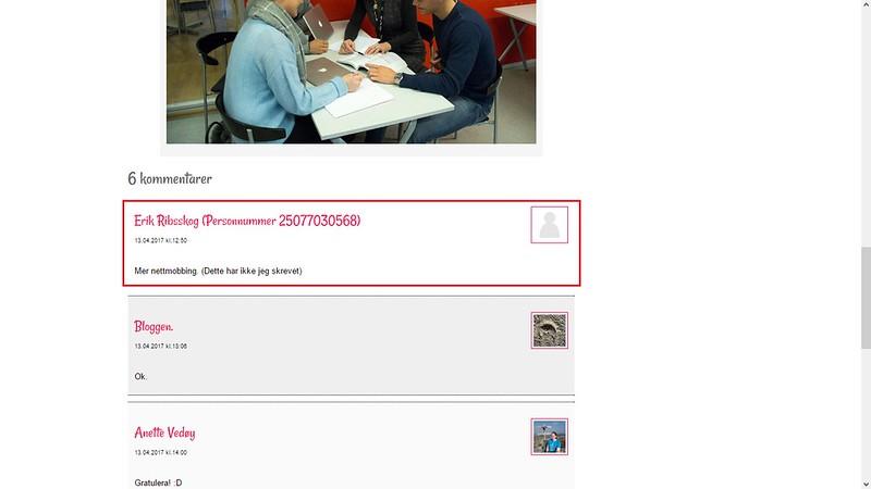 nettmobbing 14 april 14