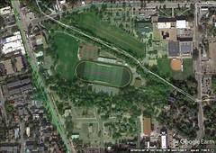 10 Boulder High School Track 500M