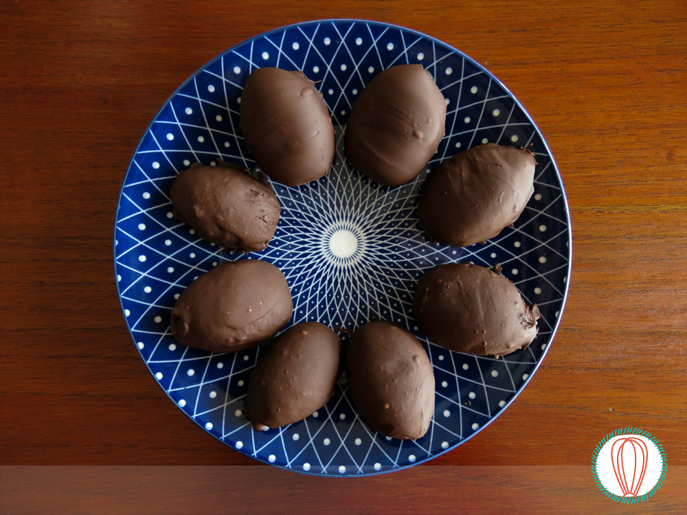 Easter Oreo Truffles