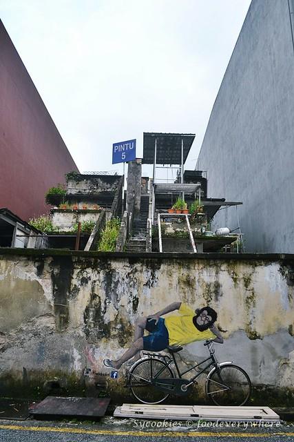 1.Basikal @ Bangsar
