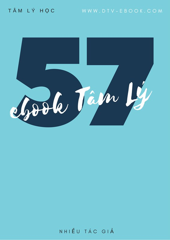 57 eBook Tâm lý học full prc, pdf, epub