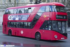Wrightbus NRM NBFL - LTZ 1048 - LT48 - Fulham Broadway 11 - Go Ahead London - London 2017 - Steven Gray - IMG_8669