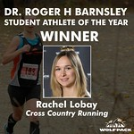 Dr Roger H Barnsley Student Athlete of the Year - Women (Rachel Lobay)
