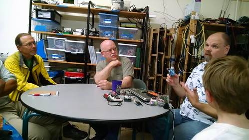 Members Week at Makerspace 125