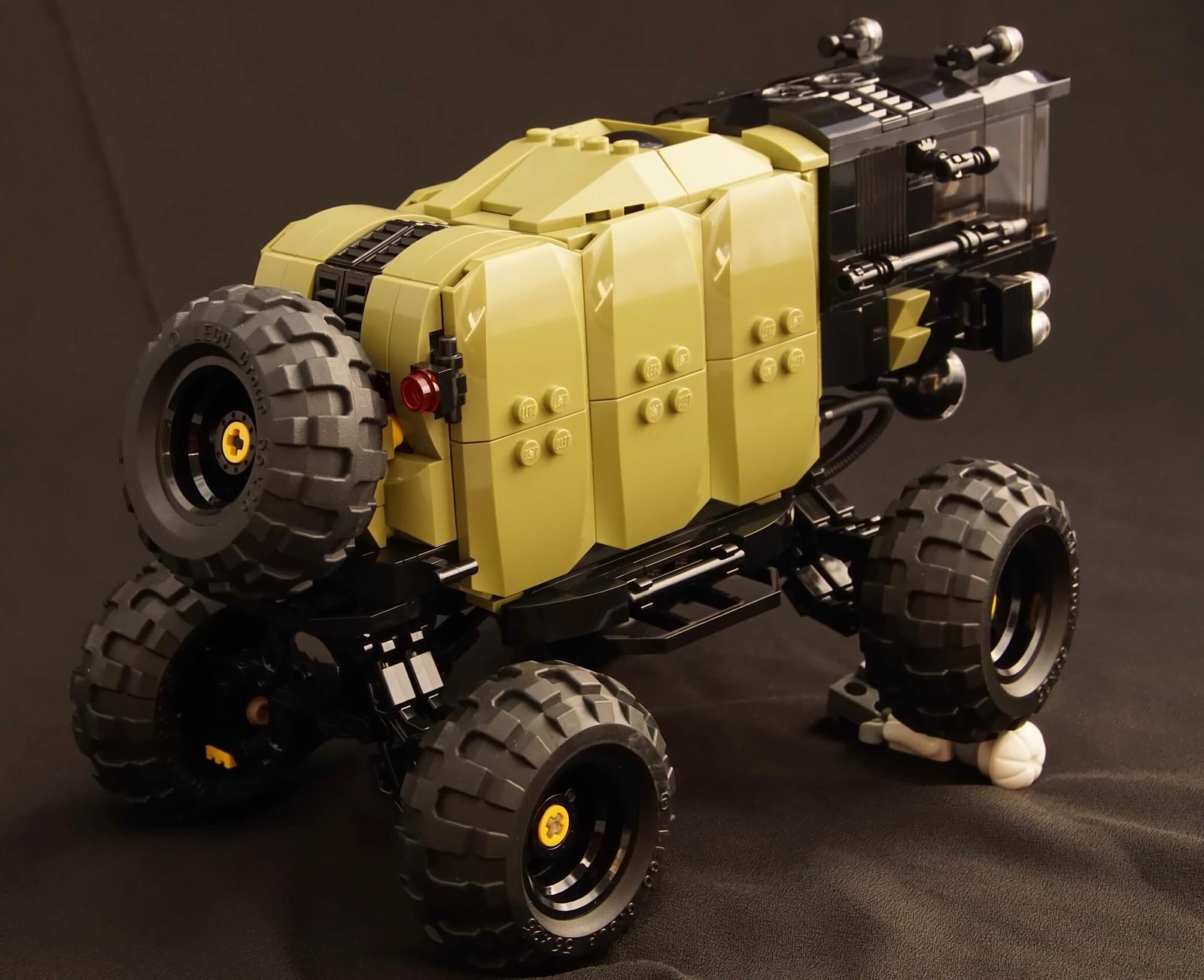 DooM Inc. Troop Support Vehicle