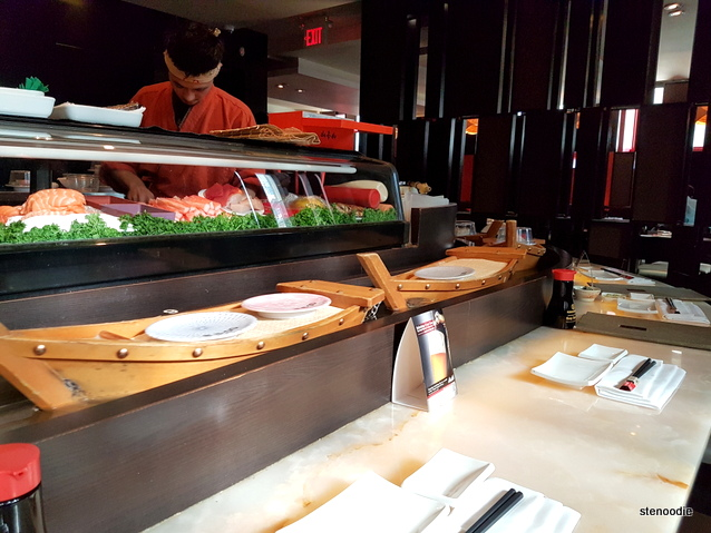 Fune Japanese Restaurant sushi bar