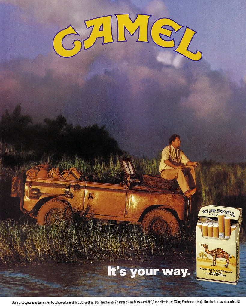 Land Rover Series Ii A 1989 Amp Camel It S Your Way Flickr