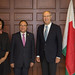 Madagascar Prime Minister Visits WIPO
