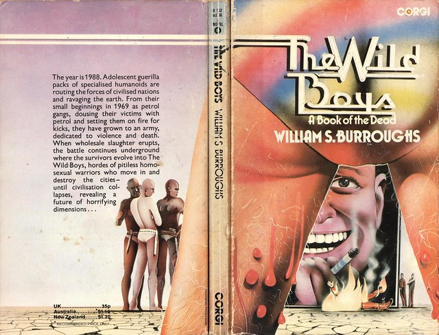 the wild boys a book of the dead pdf