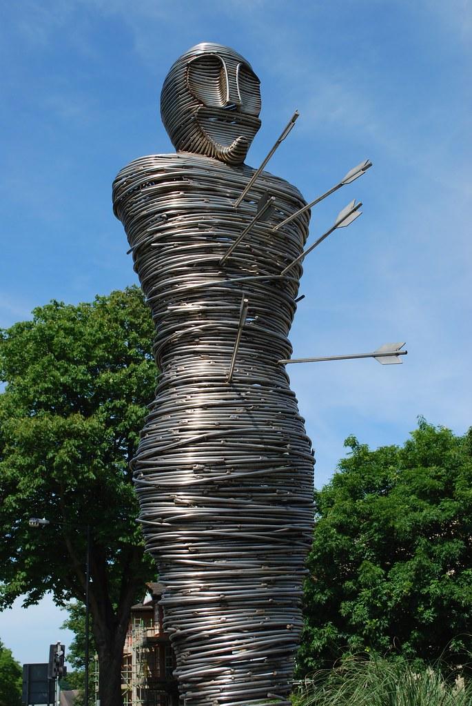 St Edmunds Sculpture, ...
