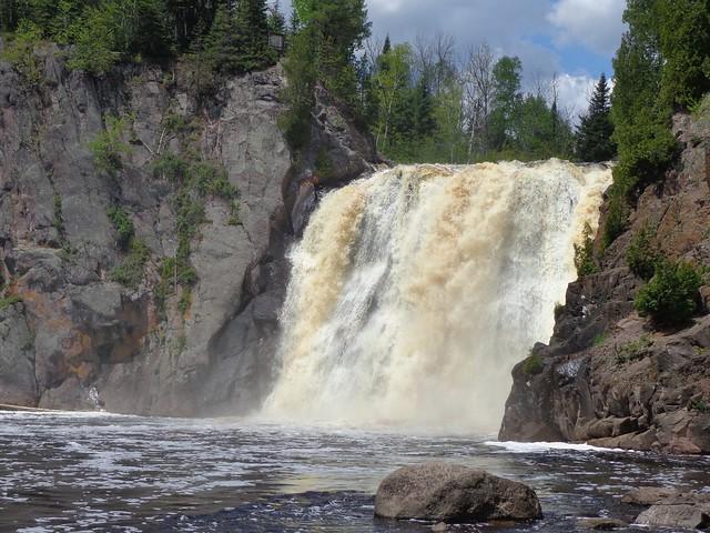 High Falls, Tettegouche State Park (8)