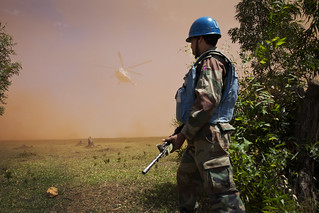 Congolese Minister Meets with Surrendered FDLR Rebels at MONUSCO Base | by United Nations Photo