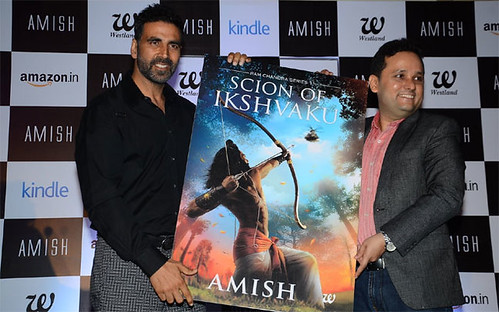 Amish Tripathi, Odisha Writer Who Got Answers From Lord Shiva Himself & Responsible For Fastest Selling Indian Book Series Ever!