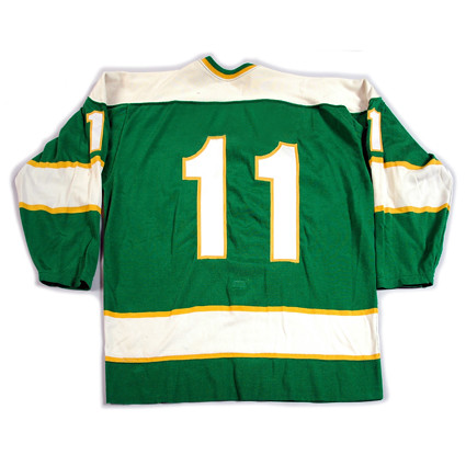 Minnesota North Stars 1972-73 B jersey