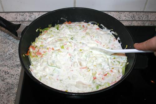 41 - Verrühren & aufkochen lassen / Mix & bring to a boil
