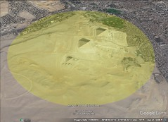 Pyramid 2.5 kilometer diameter