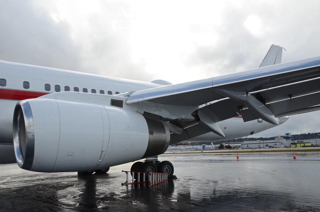 Honeywell Boeing 757-200 N757HW