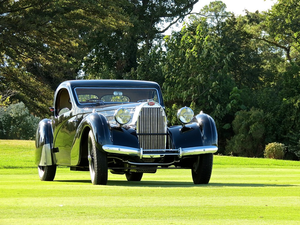 Bugatti Type 57 Atlante St. Michaels 7