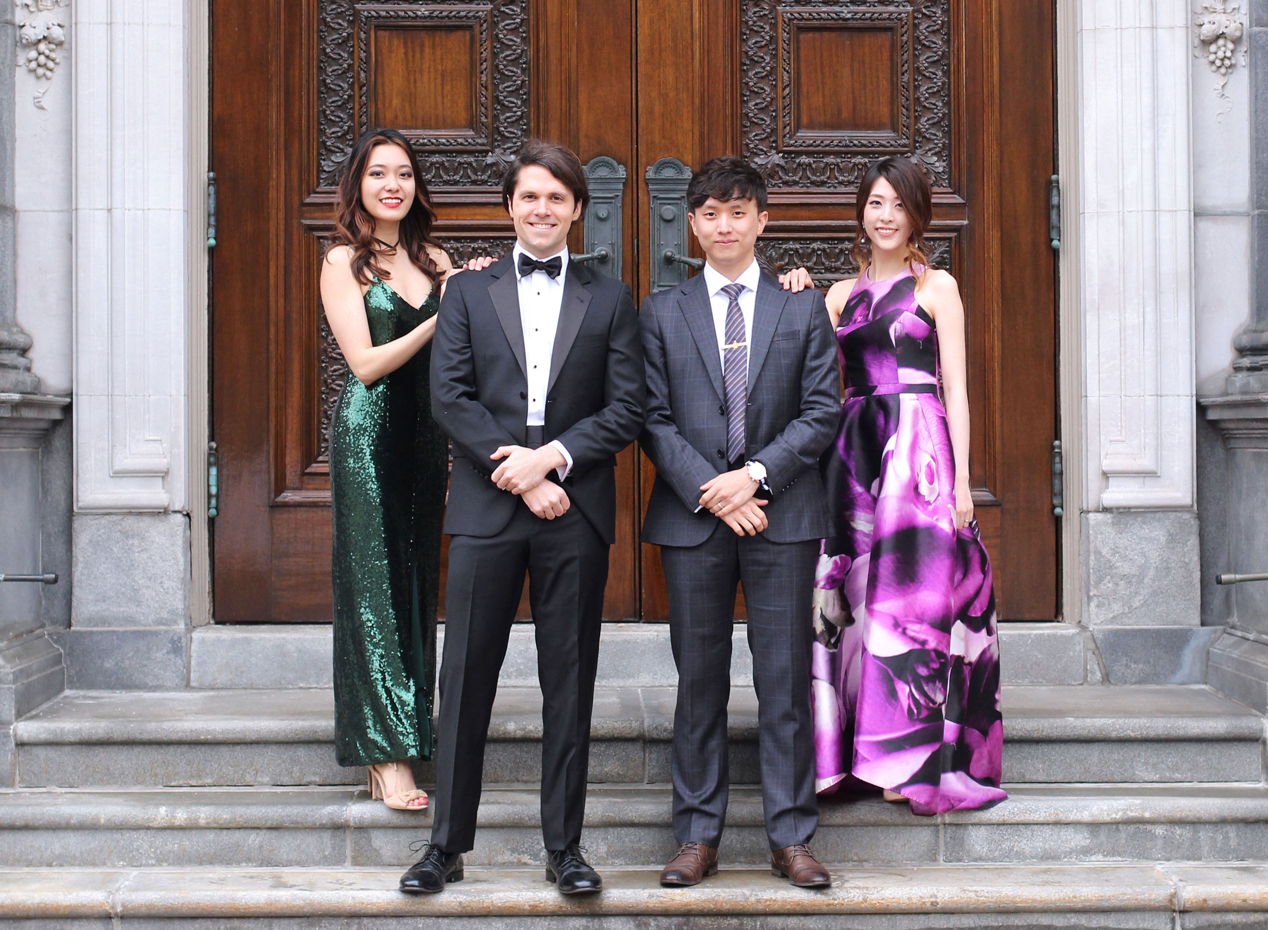 Barristers Ball - Harvard Law School black tie formal