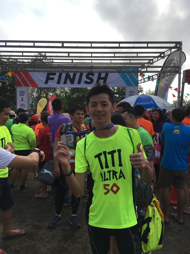 TITI 50KM completed
