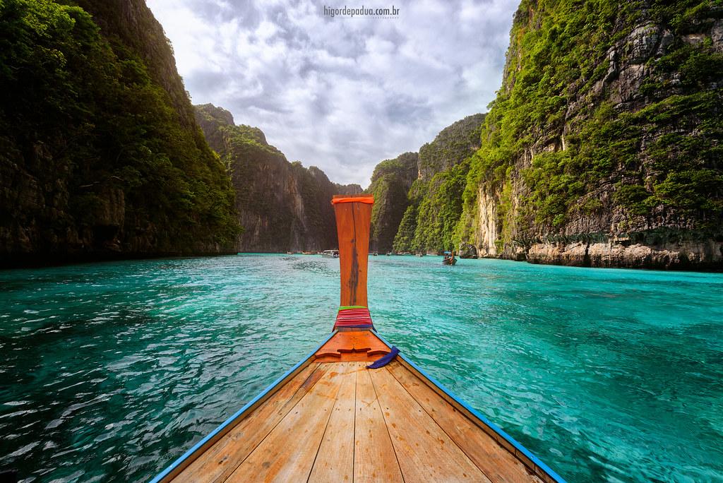 Ko Phi Phi Leh @ Thailand
