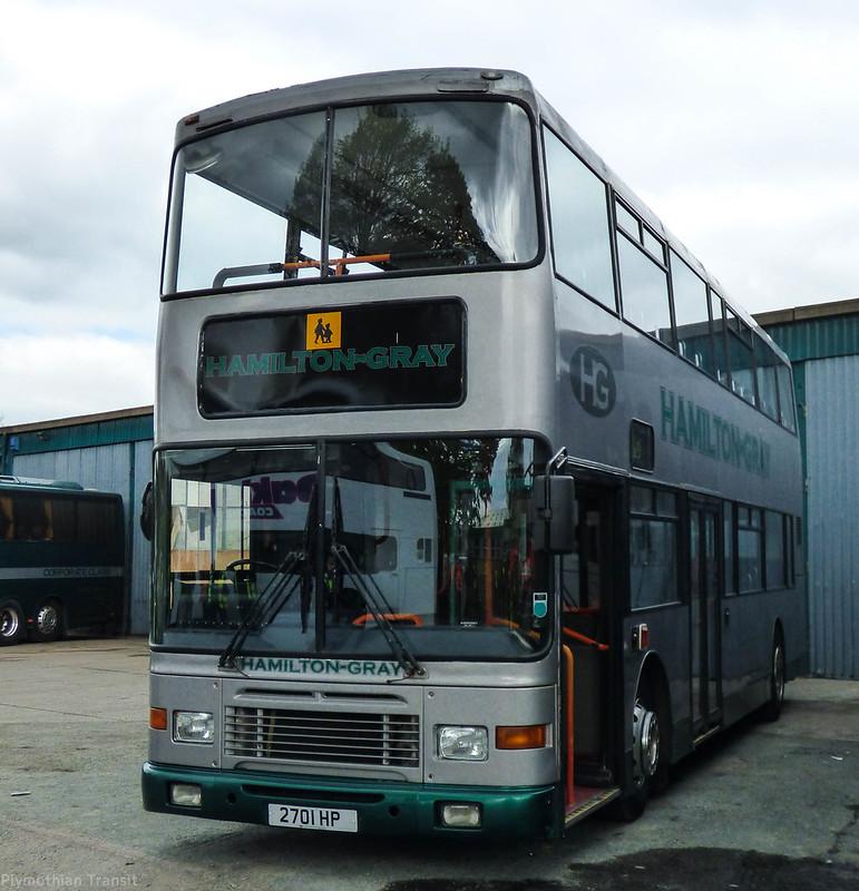 Hamilton Gray  2701 HP