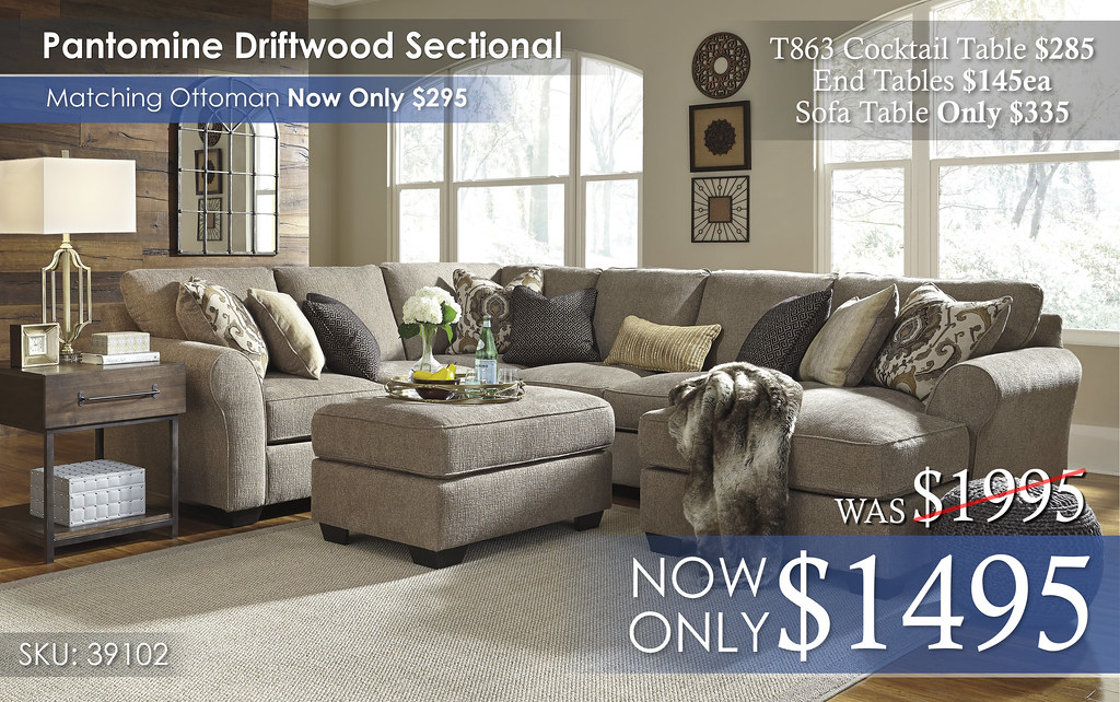 Pantomine Sectional New_39102_OttomanShown