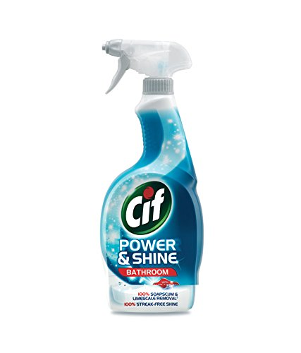 Cif bathroom cleaner