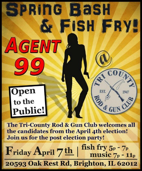 Agent 99 4-7-17