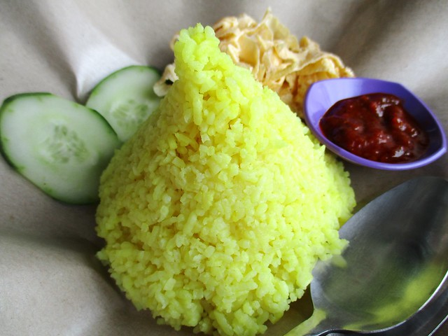 Chopsticks nasi lemak