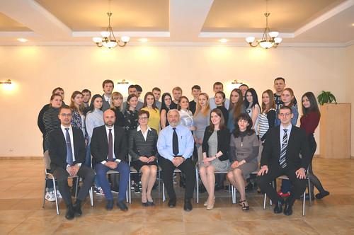 Встреча со студентами калининградского филиала МФЮА