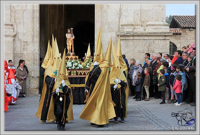 Procesión del Santo Entierro en la Semana Santa de Briviesca 2017 7
