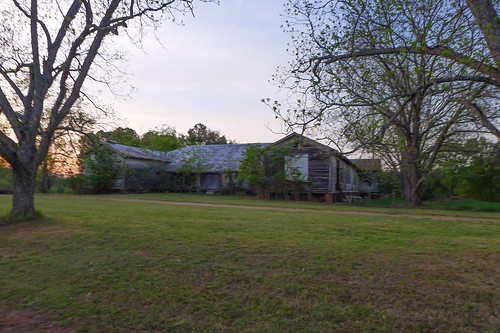 Unknown Rosenwald School in Butts County-004 | by RandomConnections