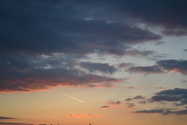 , Sunset