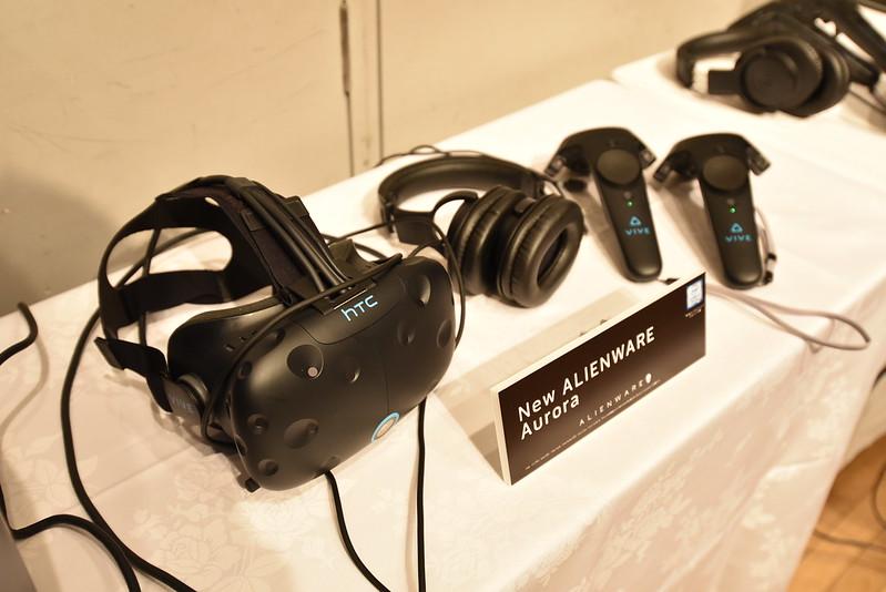 DELL VR 体験イベント