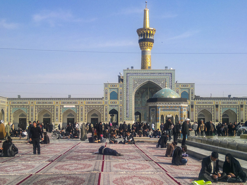 29012011050 Mashhad, Iran | Imam Reza Shrine, Mashhad ...