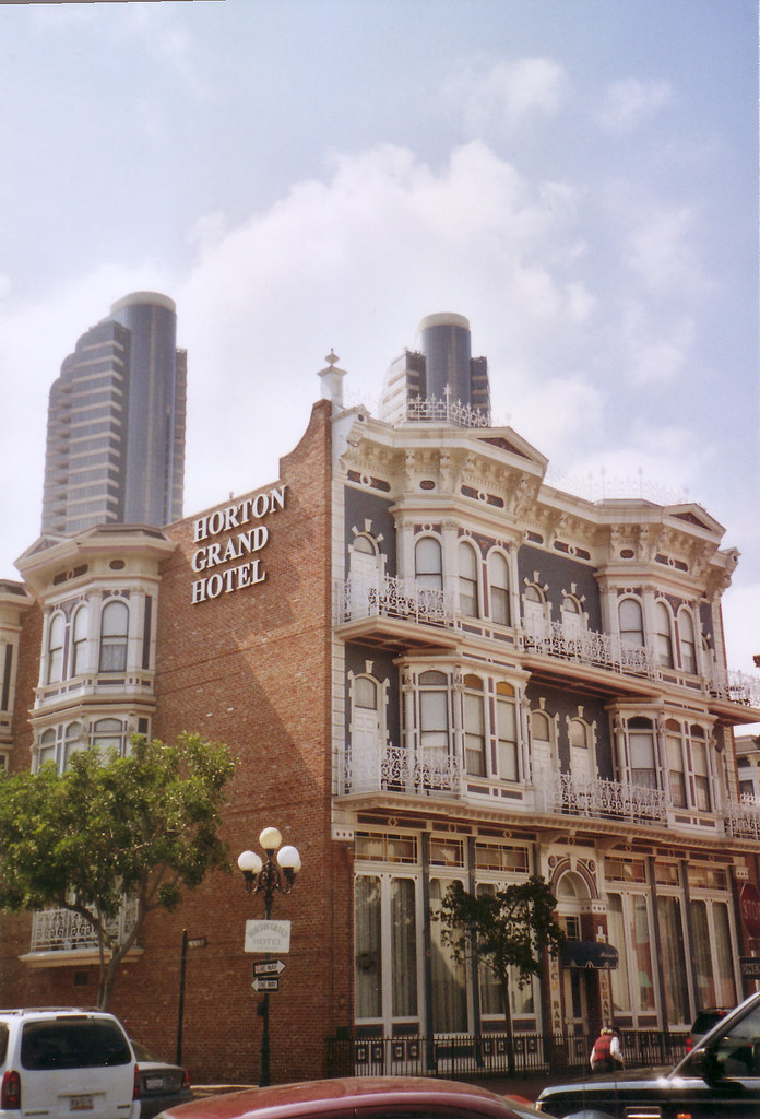 The Horton Grand Hotel San Diego Policies The property has connecting/adjoining rooms, which are subject to availability and can be requested by contacting /5.