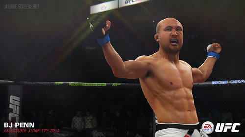 EA SPORTS UFC - BJ Penn | by easports_ufc