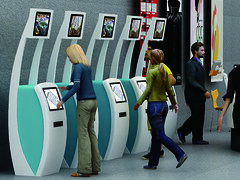 Growth of Kiosks in Marketing
