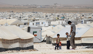 Daily life in Zaatari refugee camp in Jordan | by World Bank Photo Collection