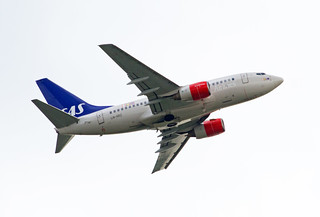 SAS Scandinavian Airlines Boeing 737-683 LN-RRZ | by ahisgett