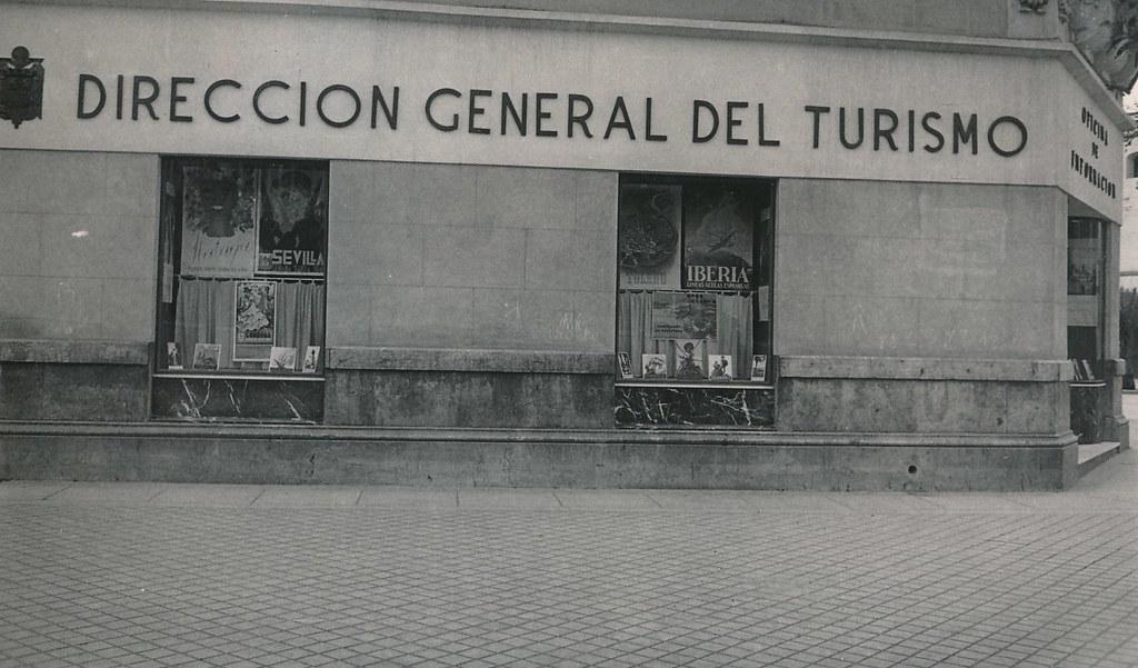 Oficina de informaci n de la direcci n general de turismo for Direccion de la oficina