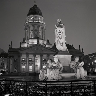 Blue Hour at Gendarmenmarkt | by ucn