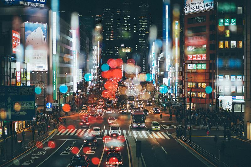 Shinjuku 新宿|東京 Tokyo