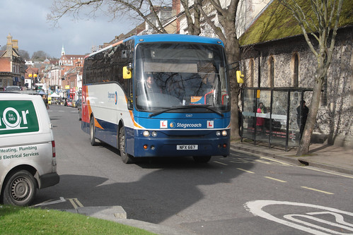 Stagecoach South 52617 NFX667